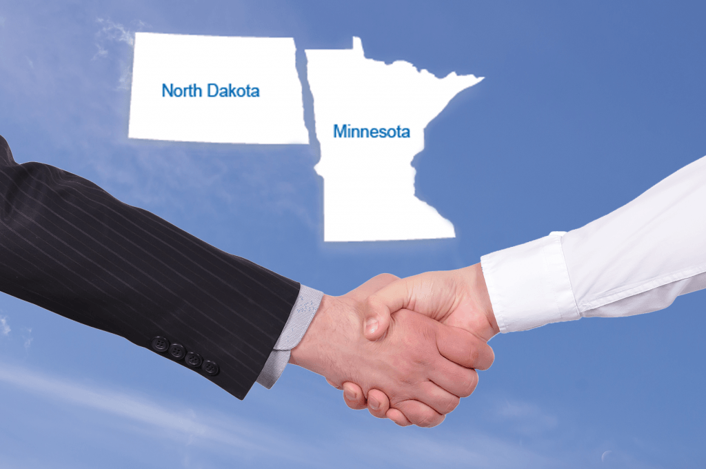 Minnesota and North Dakota Cooperation on Diversion Project Dates Back to 2009