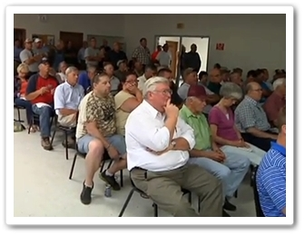 The Diversion Authority held two meetings in Comstock, MN in August.