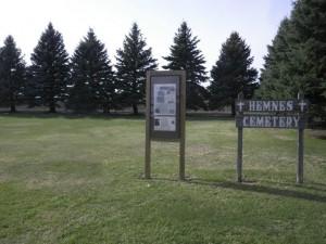 Hemnes Cemetery