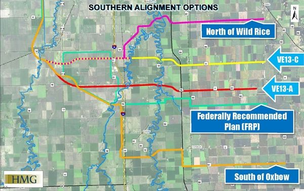Options Defined for Diversion Project Improvements