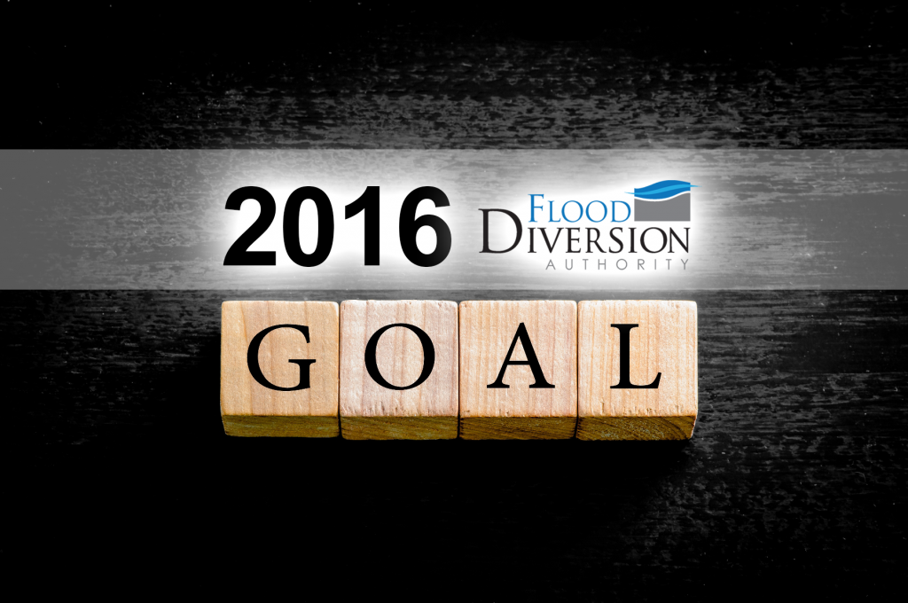Diversion Authority Goals for 2016