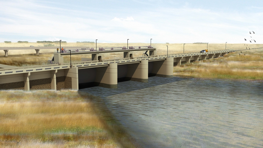 Corps of Engineers contractor set to begin work at diversion inlet structure