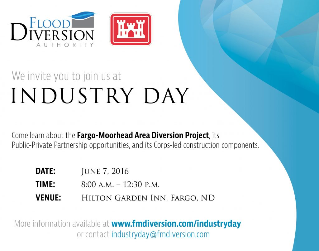 Industry Day Evite