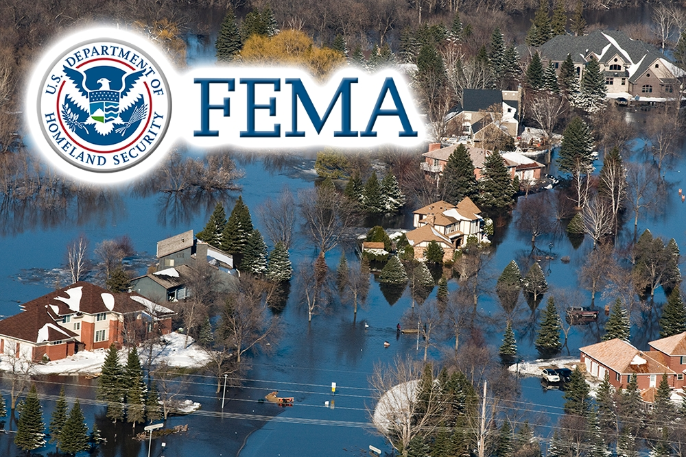 FEMA Finds Corps Hydrology Meets Mapping Standards; Increase in 100-Year Floodplain When Region is Re-Mapped