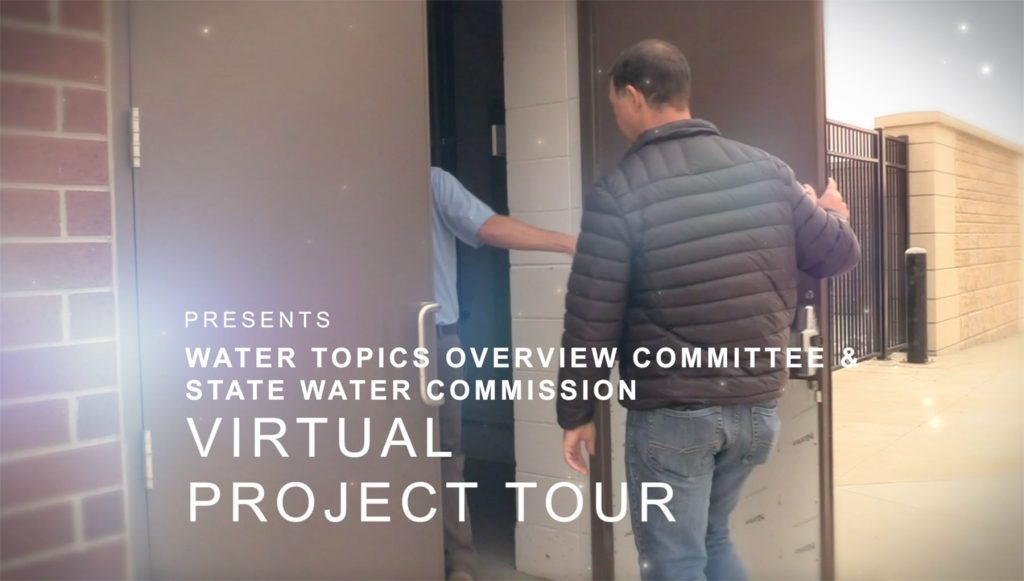 Virtual Tour for the September 2020 Water Topics Overview Committee & State Water Commission