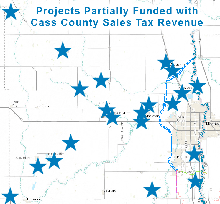 salestaxmap_withstarsoffloodprojects