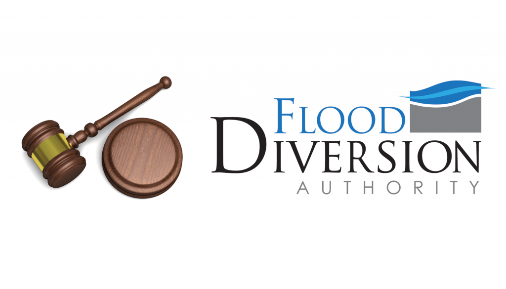Consistent with Governors' Task Force Charter, Diversion Authority Files an Appeal with an Immediate Stay