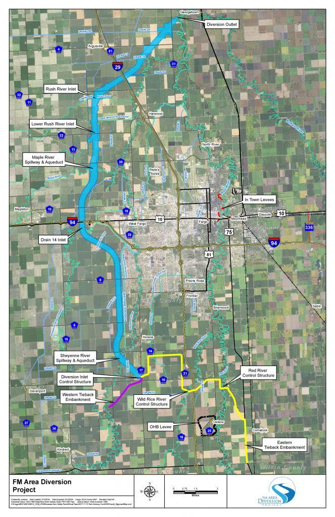 Diversion Authority Officially Submits Plan B to Minnesota Department of Natural Resources; Adopts All Recommendations from Governors' Task Force