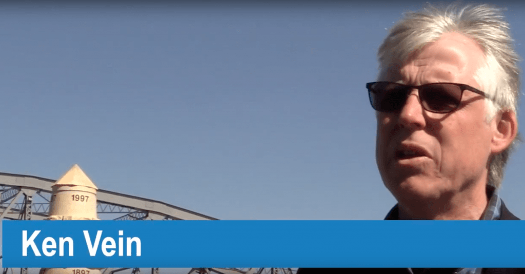 3 Questions with Ken Vein