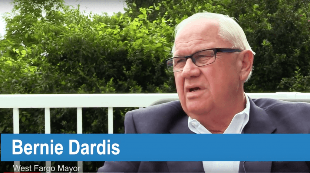 3 Questions with Bernie Dardis