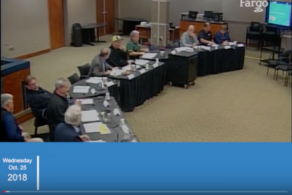 Oct. 25, 2018 Special Board Meeting