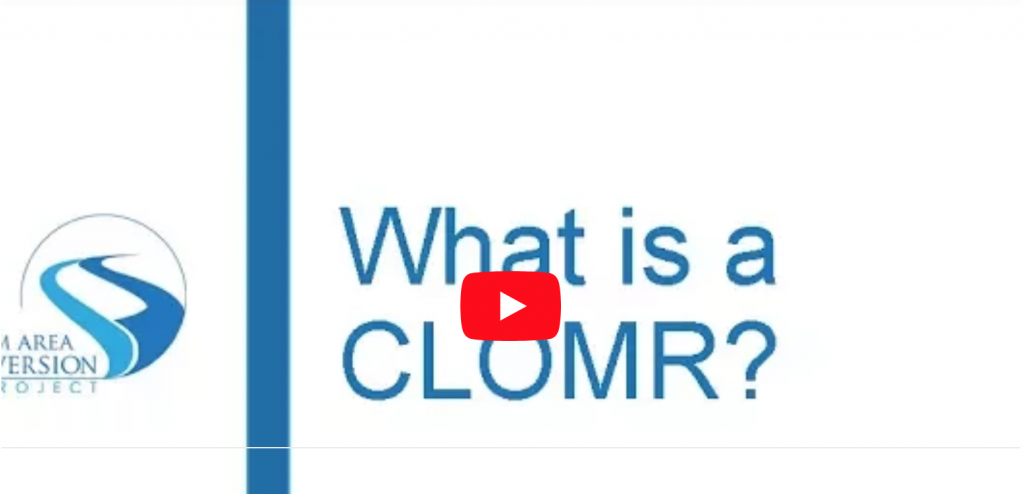 Watch – What is a CLOMR
