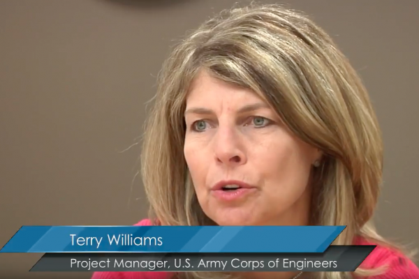 3 Questions with Terry Williams