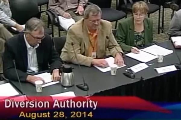 Aug. 28, 2014 Board Meeting
