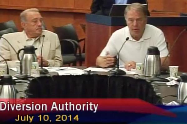 Jul. 10, 2014 Board Meeting