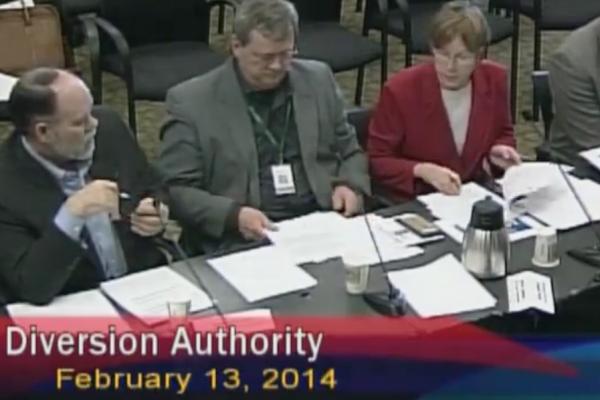 Feb. 13, 2014 Board Meeting