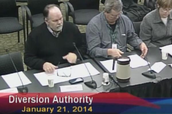 Jan. 21, 2014 Board Meeting