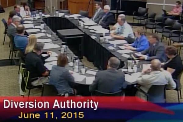 Jun. 13, 2015 Board Meetings