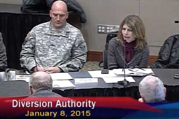 Jan. 8, 2015 Board Meeting