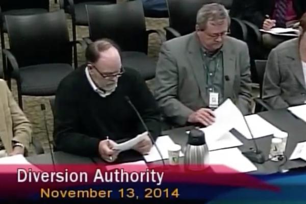 Nov. 13, 2014 Board Meeting