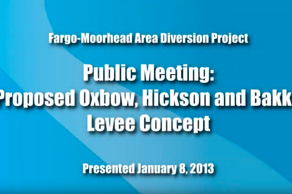 Jan. 8, 2013 Levee Concept Public Meeting (Video 6)