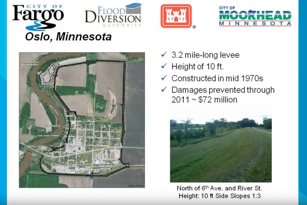Jan. 8, 2013 Ring Levee Concept (Video 5)