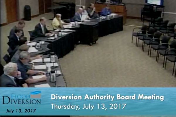 Jul. 13, 2017 Board Meeting