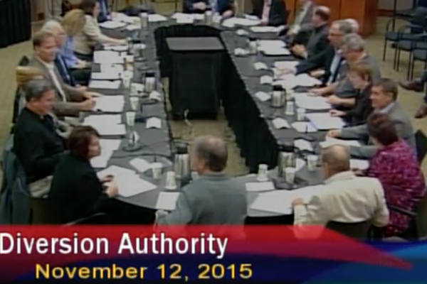 Nov. 12, 2015 Board Meeting