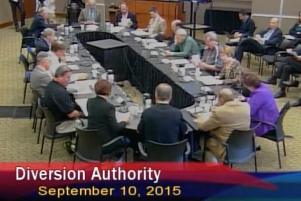 Sep. 10, 2015 Board Meeting