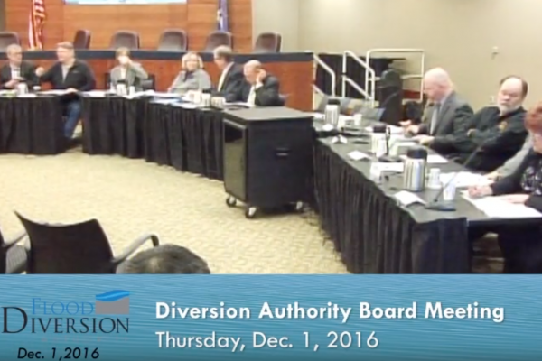 Dec. 1, 2016 Board Meeting
