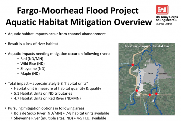 Aquatic Habitat Mitigation Overview – March 2017 – U.S. Army Corps of Engineers