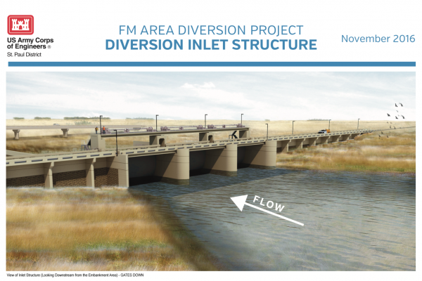 Diversion Inlet Overview – Dec. 2016 – U.S. Army Corps of Engineers