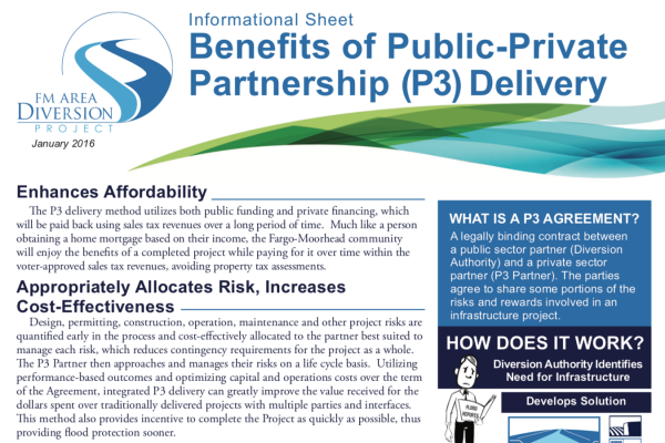 P3 Benefits – Jan. 2017 – Diversion Authority