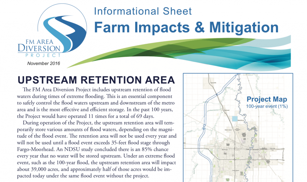 Farm Impacts – Nov. 2016 – Diversion Authority