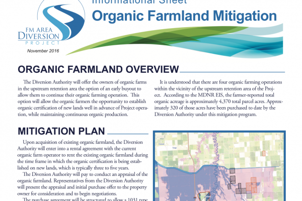Organic Farms – Nov. 2016 – Diversion Authority