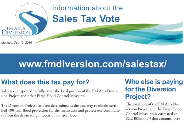 Sales Tax Information Book – Oct. 2016 – Diversion Authority