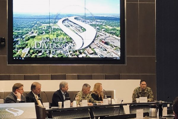 Video – April 16, 2019 Meeting with USACE Lt. Gen. Semonite