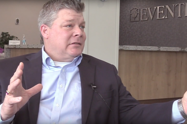3 questions with Jon Riewer, CEO of Eventide