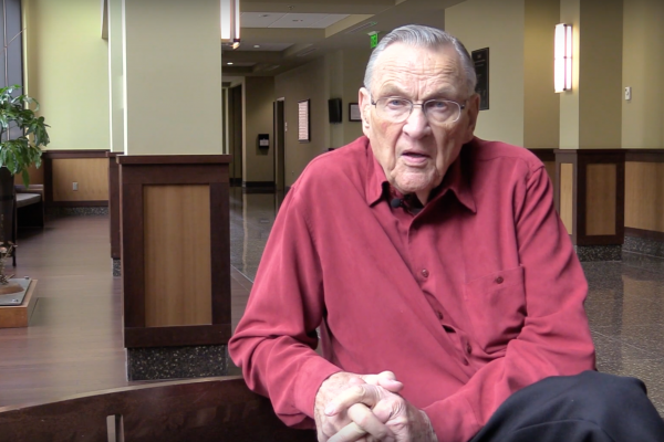 3 Questions with Vern Bennett