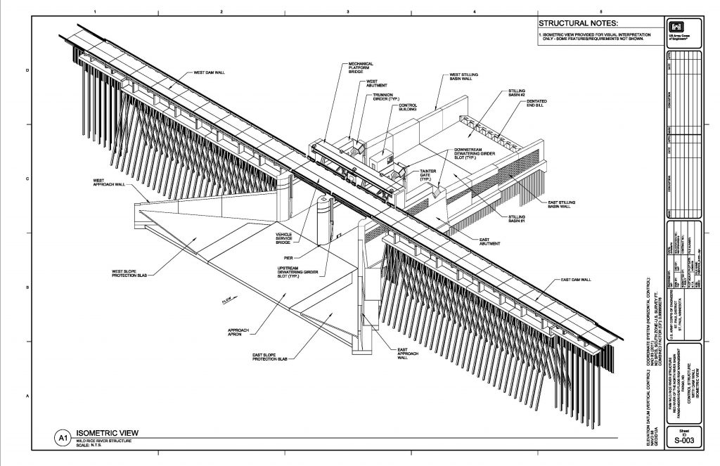 USACE Releases Solicitation for Wild Rice River Structure