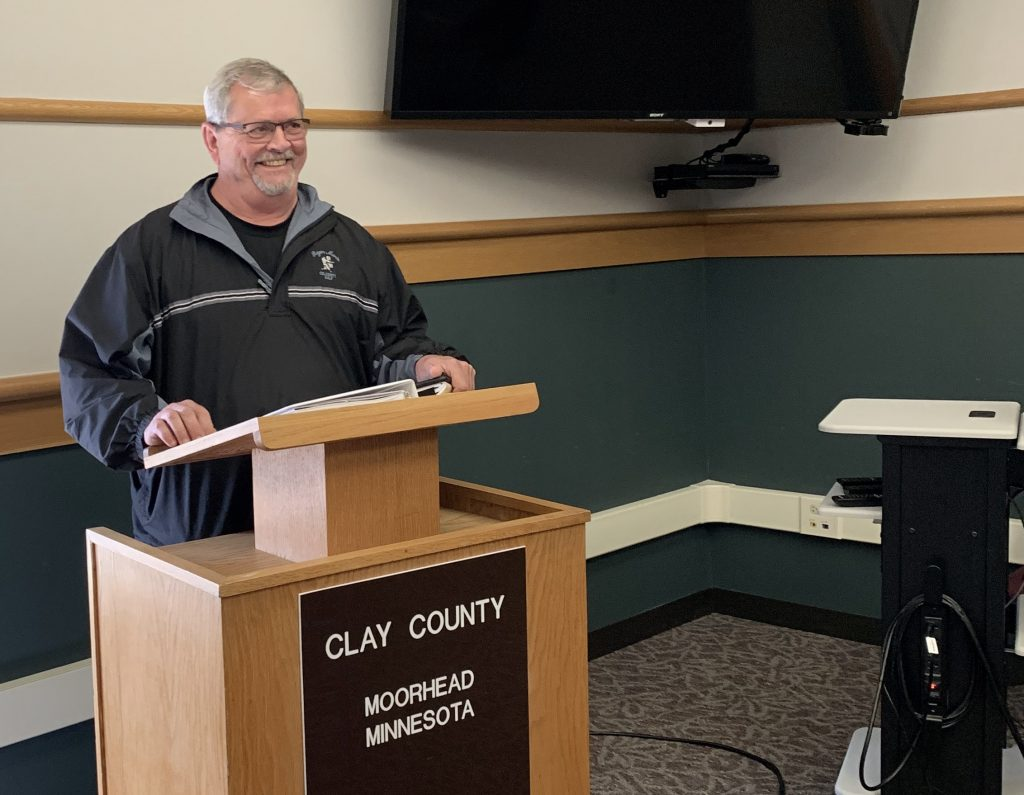 Moorhead, Clay County form Joint Powers Authority to Support Implementation of the FM Area Diversion Project