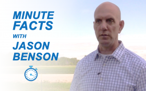 Minute Facts with Jason Benson