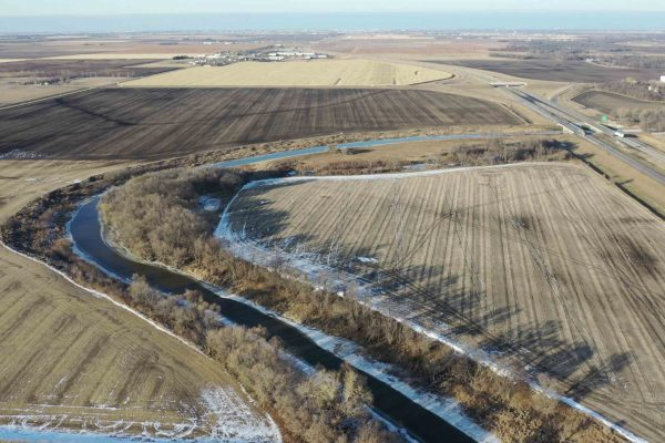 USACE Awards $59 Million Contract to Build Wild Rice River Control Structure