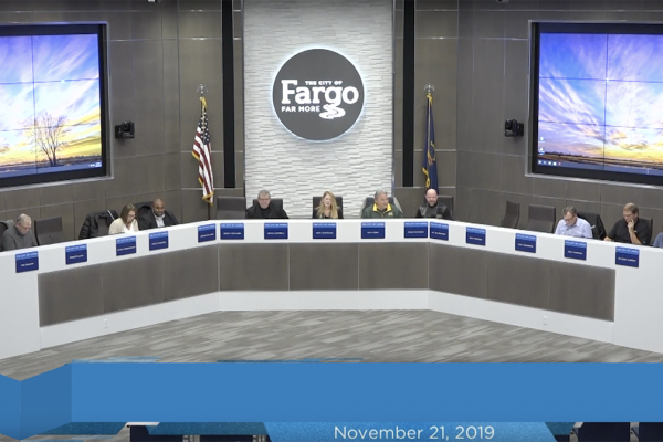 Diversion Board of Authority Meeting – Nov. 21, 2019