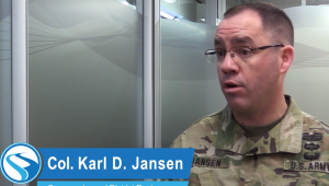 3 Questions with Col. Karl Jansen