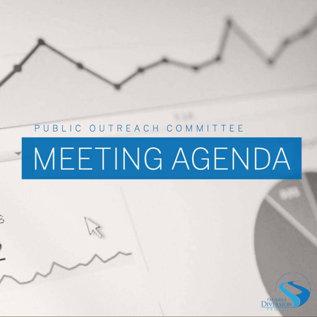 Public Outreach Committee – Agenda for April 22, 2020