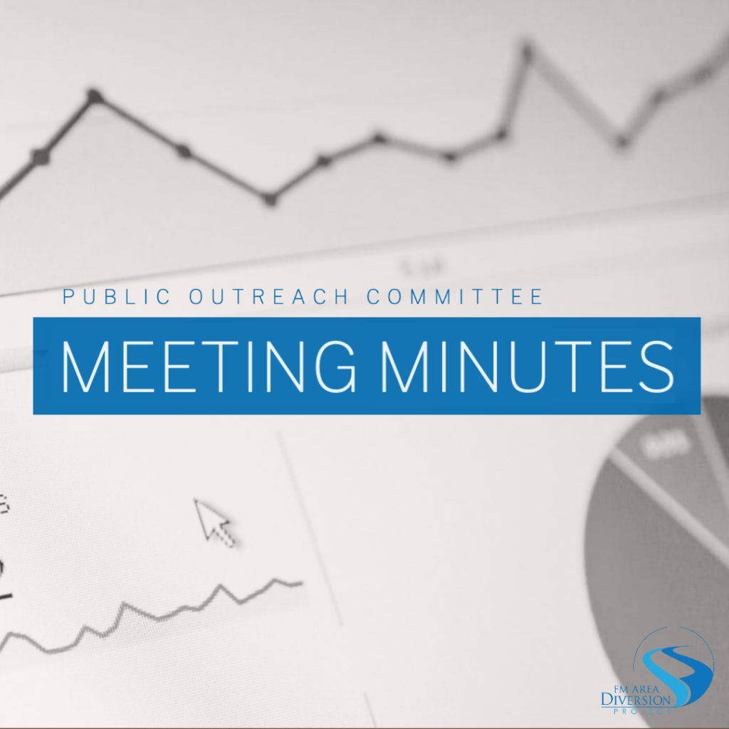 Public Outreach Committee – Meeting Minutes from March 11, 2020