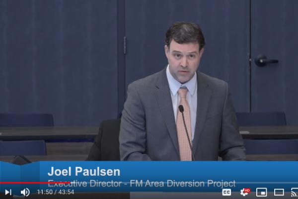 Diversion Board Meeting Video – Feb. 27, 2020