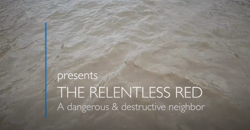 Diversion Authority Releases 30-minute Documentary about Flooding Impacts and Living with the Red River