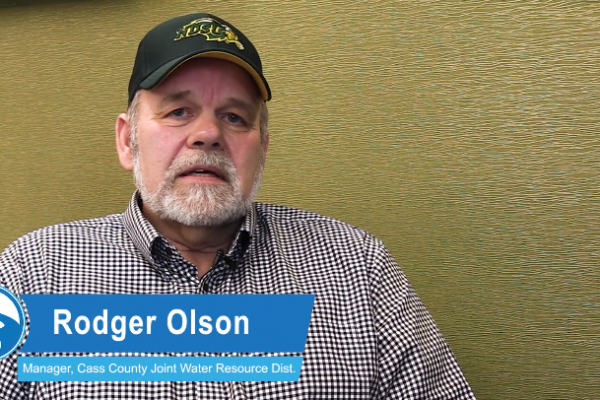 Three Questions with Rodger Olson
